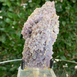 128g 5x4.5x4cm Purple Grape Agate Chalcedony from Indonesia