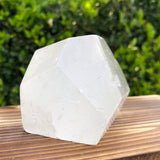 544g 8x7x7cm White Calcite Polished  from China