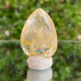 11.9g 3.2x2.4x1.4cm Clear Rutilated Quartz from China