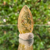 10g 3.4x2x1.2cm Clear Rutilated Quartz from China