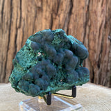 292g 10x7x5cm Green Shiny Malachite from Laos - Locco Decor