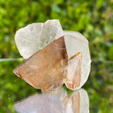 36g 4x4x3cm transparent Clear Calcite from Fujian,China