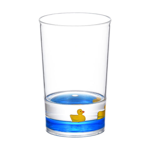 Acrylic Liquid Motion Home Decor Duck Cup