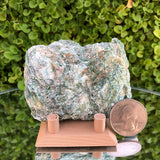 99g 7x7x3cm Green Fuchsite from Brazil