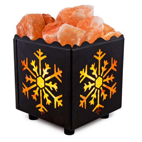 Cubic Salt Basket