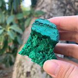 128g 7x5x4cm Natural Malachite from Laos