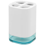 Modern Minimalism Style White Decor Toothbrush Holder
