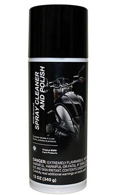 BMW Spray Cleaner and Polish 4 oz - 07 51 2 407 553 - BMWSuperShop.com