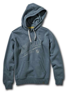 Unisex Hooded Sweatshirt Vintage Petrol, size Medium - 76 86 8 553 352 - BMWSuperShop.com