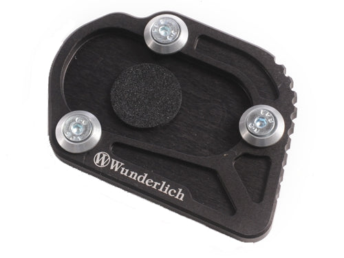 Wunderlich Side Stand Enlarger - 27380100 - BMWSuperShop.com