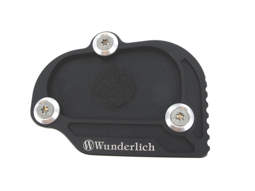 Wunderlich Side Stand Enlarger, Low - 27380600 - BMWSuperShop.com