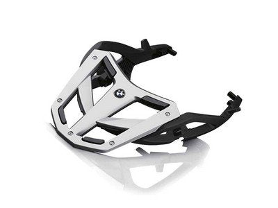 BMW R1200R LARGE CASE MOUNTINGS INCLUDING LUGGAGE GRID - 77 44 8 521 412 - BMWSuperShop.com