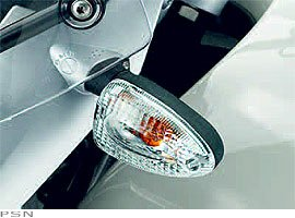 BMW Set of White Turn Indicators - 63 13 7 680 834 - BMWSuperShop.com