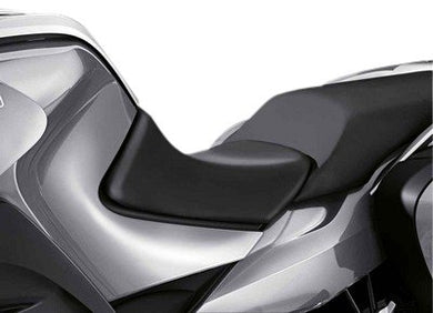 BMW Genuine R1200GS Motorcycle LOW SEAT Black - 52 53 7 693 489 or /490 - BMWSuperShop.com