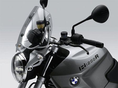BMW R1200R High Windshield - 71 60 7 699 604 / 77 33 7 714 440 - BMWSuperShop.com