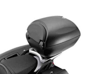BMW Genuine R1200RT Motorcycle BACKREST PAD for TOP BOX - 71 60 7 693 672 - BMWSuperShop.com