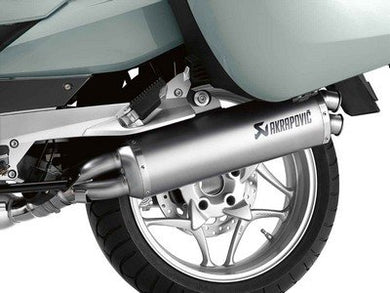 Bmw R1200RT Akrapovic Sport Silencer - 71 60 7 720 225 - BMWSuperShop.com