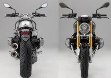Load image into Gallery viewer, BMW RnineT Aluminum Seat Hump Cover - 77 34 8 533 897 / 77 34 8 533 901 - BMWSuperShop.com
