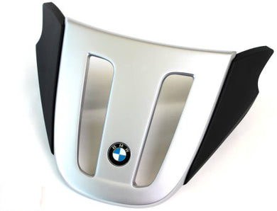 BMW R1150R Luggage Carrier, White Aluminium - 46 54 7 654 765 - BMWSuperShop.com