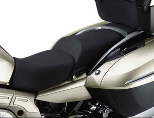 BMW K1600GT and K1600GTL High-Rider's Seat, Height-Adjustable (810/830mm) - 52 53 7 716 435 - BMWSuperShop.com