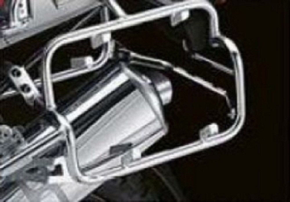 BMW F800GS ALUMINUM SIDE BAG MOUNTS - 71607706425/6/71607706427/77428528644 - BMWSuperShop.com