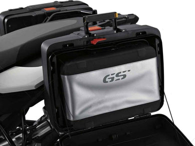 BMW F800GS F650GS G650GS G650GS Sertao CASE INNER BAG, Left - 71 60 7 687 610 - BMWSuperShop.com