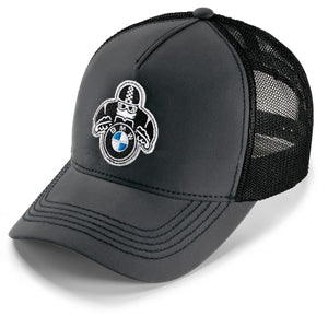 BMW Genuine Motorrad Motorcycle Roadster Cap Navy Blue One Size - 76 89 8 352 737 - BMWSuperShop.com