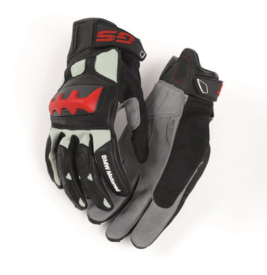 BMW Rallye Glove, Red and Black - 76 21 8 541 218 Size 11-11 1/2 - BMWSuperShop.com