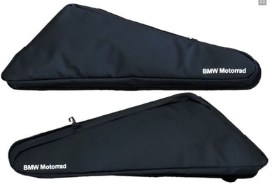 BMW R1250R and R1250RS Frame Luggage Bags - 77 49 2 463 534 - BMWSuperShop.com