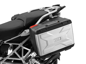 BMW R1200GS and R1200GSA Vario Case, Left Side - 77 40 7 721 035 - BMWSuperShop.com