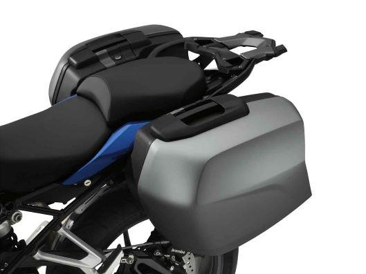 BMW R1200R and R1200RS Touring Case, Left - 77 41 8 536 869 - BMWSuperShop.com