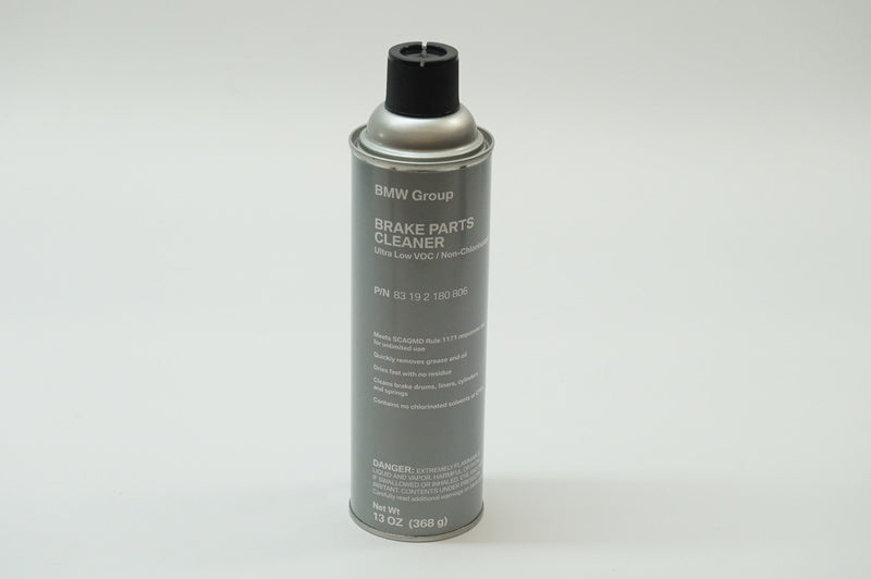 BMW Group Non-Chlorinated Brake Parts Cleaner, 3% VOC - 83 19 2 180 806 - BMWSuperShop.com