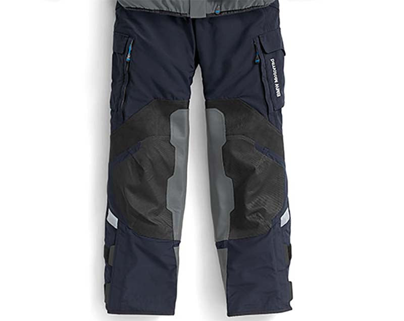 BMW Rallye Trousers, Black and Blue - BMWSuperShop.com