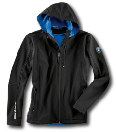 BMW Men's Small Softshell Logo Jacket - 76 61 8 547 515 - BMWSuperShop.com
