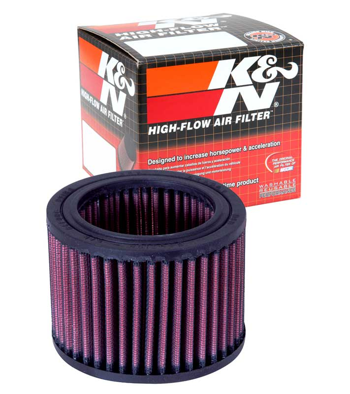 K&N Replacement High-Flow Air Filter - BM-0400 - BMWSuperShop.com