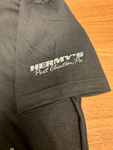 Load image into Gallery viewer, BMW Customized Hermy's Roundel Logo T-Shirt, Black - BMWSuperShop.com