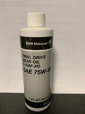 BMW Final Drive Gear Oil, 7 oz - 07 51 2 296 486 - BMWSuperShop.com
