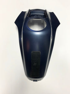 Used BMW R1200 GSA Tank Cover, Ocean Blue with Matching Glove Box