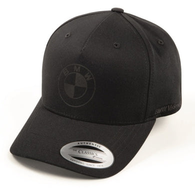BMW All Black Cap - 76899898652 - BMWSuperShop.com