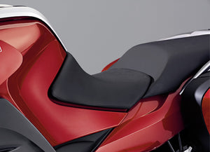 BMW R1200RT Front Low Seat, Black- 52 53 7 683 648 - BMWSuperShop.com