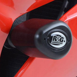 R&G Aero Style Frame Sliders For BMW S1000RR - CP0382BL - BMWSuperShop.com
