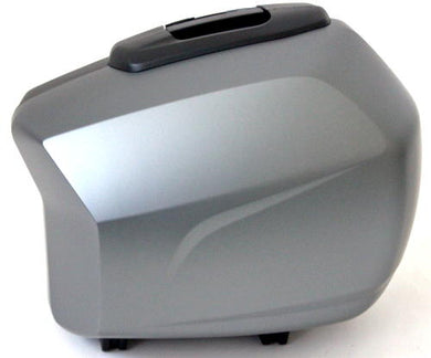BMW S1000XR Touring Case, Right in Granite Grey - 77 41 8 554 546 - BMWSuperShop.com