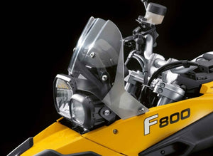 BMW F650GS and F800GS Set, Small, Windshield, Clear - 71 60 7 713 296 - BMWSuperShop.com