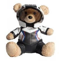 BMW Genuine Motorcycle Motorrad DoubleR Teddy Bear Honey - 72 60 2 410 378 - BMWSuperShop.com