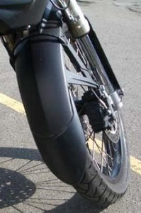 AltRider Front Fender Extenders, BMW F650 Twin - PYRM-1-7005 - BMWSuperShop.com