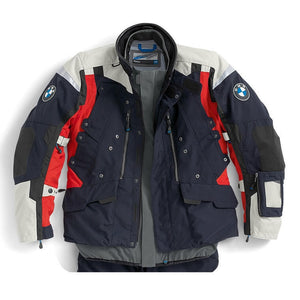 BMW Rallye Jacket, Black and Blue - BMWSuperShop.com
