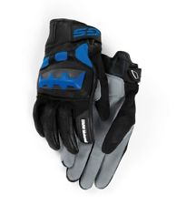 BMW Rallye Glove, Blue and Black - BMWSuperShop.com