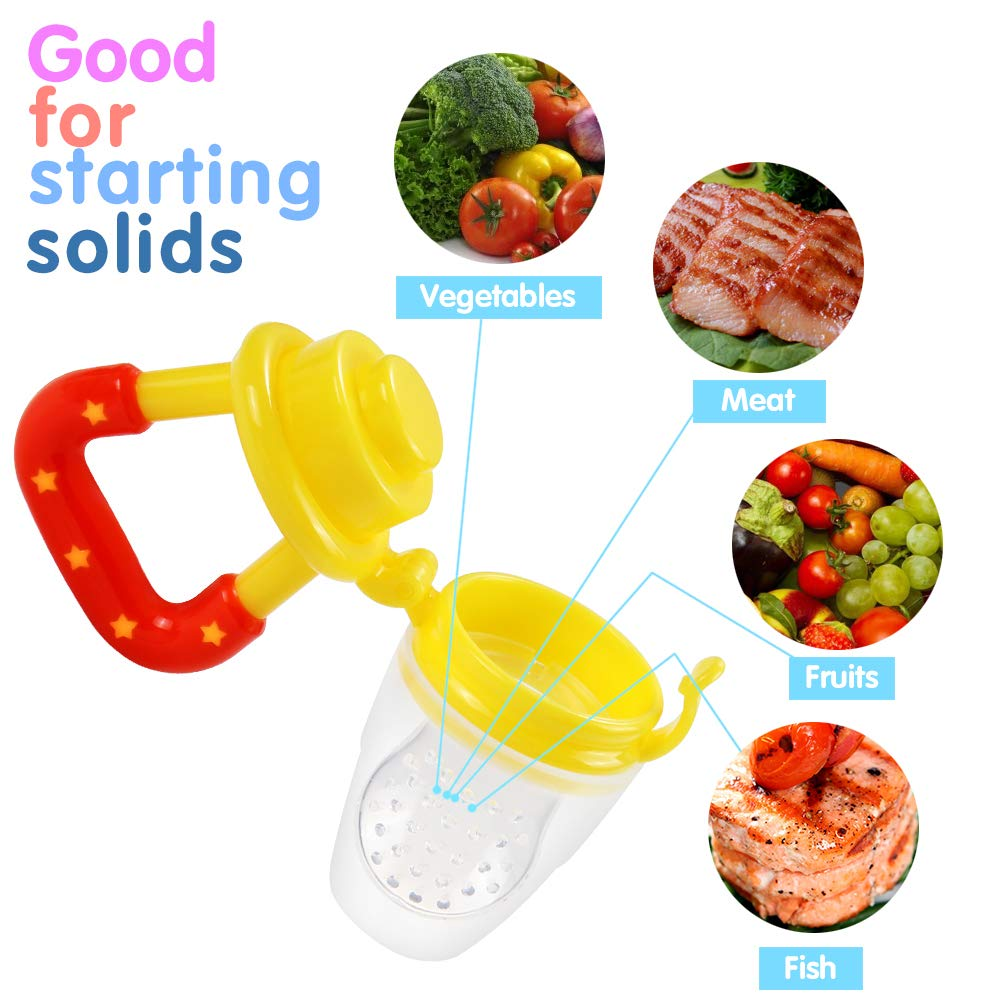 BabyWellness™ Fruit Pacifiers