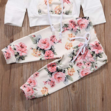 Elite Floral Top & Pants