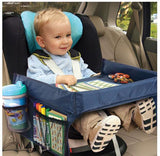 Waterproof Table Portable Car Seat Tray (Baby Gear Kit)